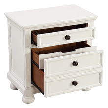 Load image into Gallery viewer, Homelegance Laurelin White Wood Finish Nightstand
