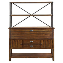 Load image into Gallery viewer, Homelegance Holverson Brown Wood And Metal Finish Backer Buffet