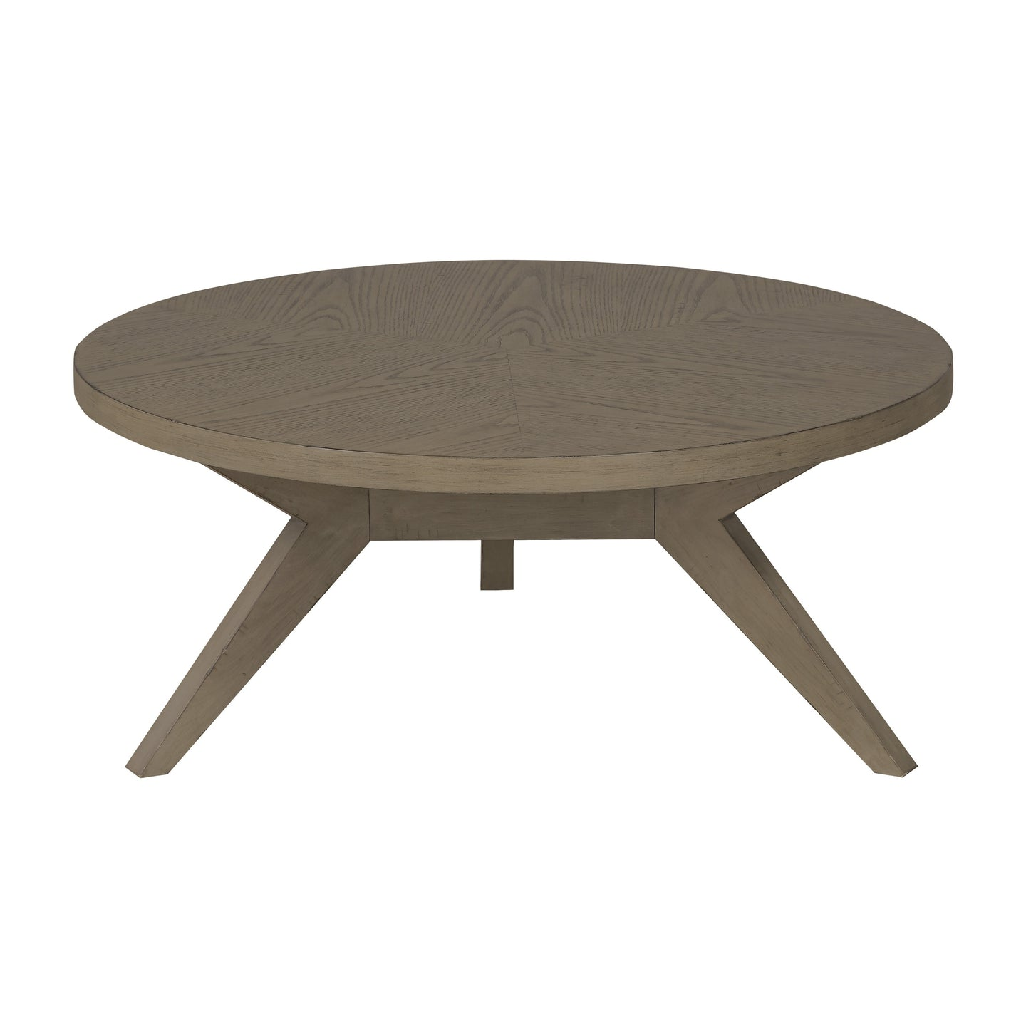 Homelegance Liatris Brown Wood Finish Coffee Table