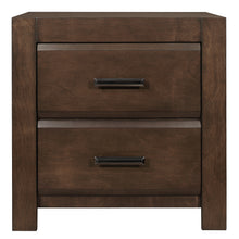 Load image into Gallery viewer, Homelegance Erwan Rich Espresso Wood Finish Nightstand