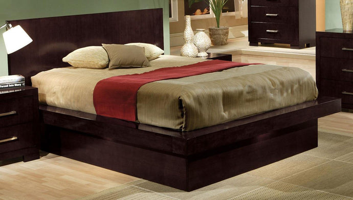 Jessica Cappuccino Eastern King Bed