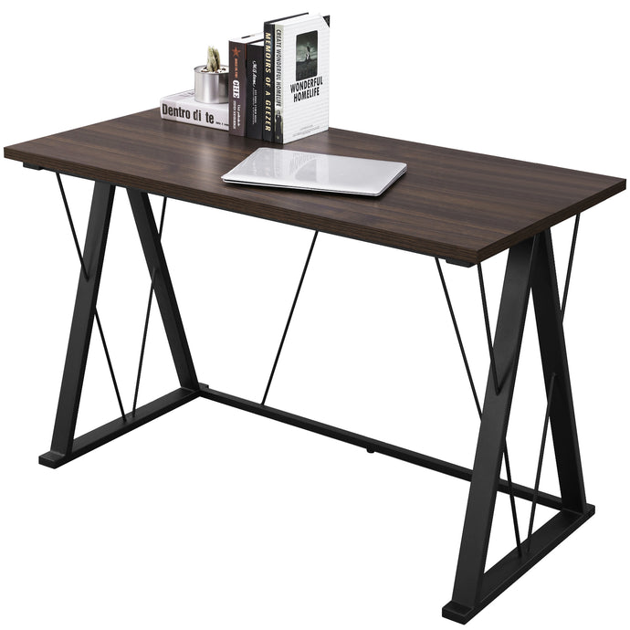 SONGMICS Computer Desk with Thickened Tabletop
