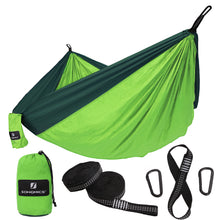 Load image into Gallery viewer, Songmics Ultra Lightweight & Portable Hammock Swing Bed