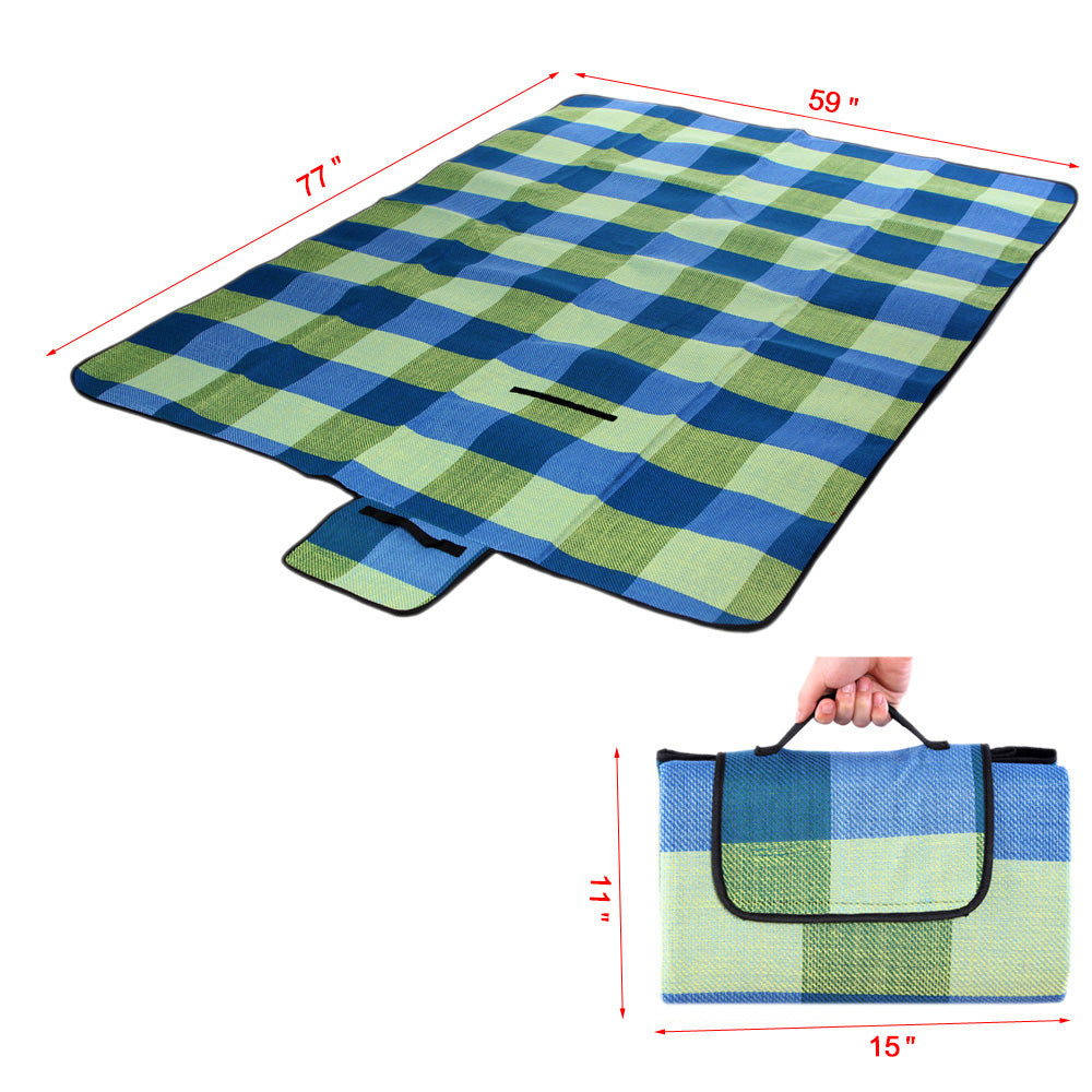 Songmics Waterproof Beach Camping Outdoor Blanket Mat