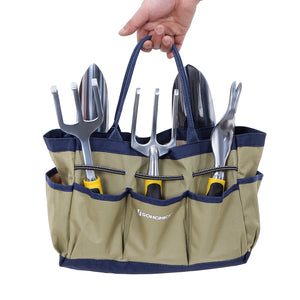 Songmics 9 Piece Garden Tool Set