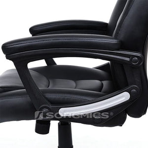 Songmics Executive Office Swivel Desk Chair UOBG21B