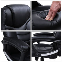 Load image into Gallery viewer, Songmics Executive Office Swivel Desk Chair UOBG21B