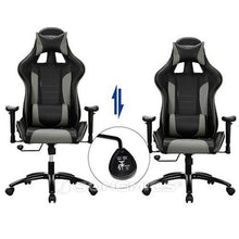 Load image into Gallery viewer, Songmics Best Swivel Gaming Chair URCG17GY