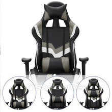 Load image into Gallery viewer, Songmics Executive Folding Gaming Chair URCG27BW