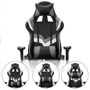Songmics Executive Folding Gaming Chair URCG27BW