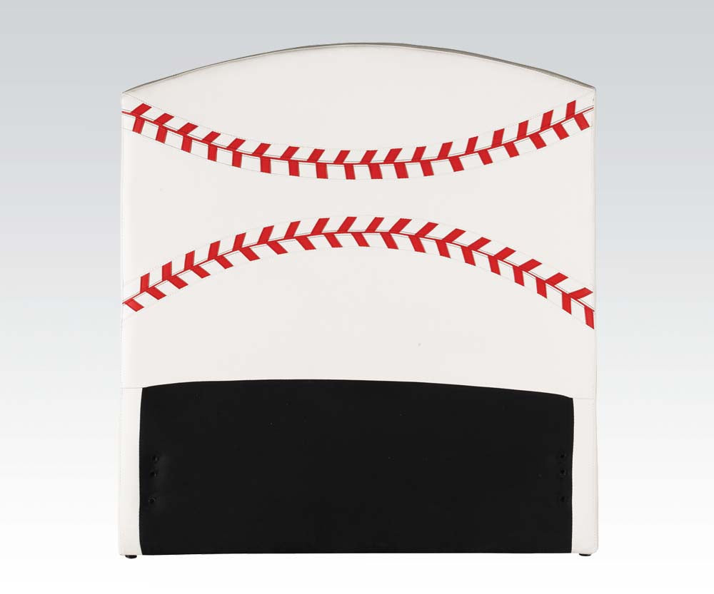 Acme 39044 All Star Baseball Twin Headboard