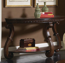 Load image into Gallery viewer, Homelegance Cavendish Cherry Wood Finish Sofa Console Table