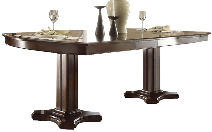 Acme Balint Cherry Dining Table