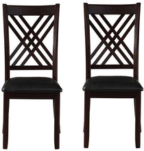 Load image into Gallery viewer, Acme Furniture Renske Black Finish Dining Side Chair Set of 2