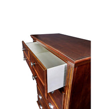 Load image into Gallery viewer, Furniture of America CM7083C Gabrielle II Cherry Wood Finish Chest