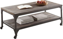 Load image into Gallery viewer, Acme 81445 Gorden Antique Oak Finish Coffee Table