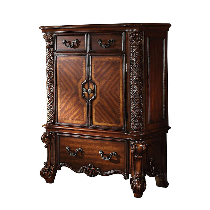 Acme Vendome Traditional Cherry Drawer Door Chest