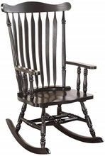 Load image into Gallery viewer, Acme Kloris Black Rocking Chair
