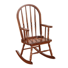Load image into Gallery viewer, Acme Kloris Natural Oak Finish Rocking Chair
