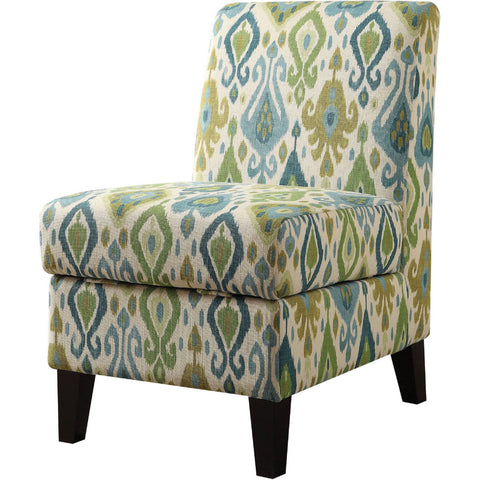 Amazing Acme 59507 Ollano Fabric Accent Chair Flatfair Lamtechconsult Wood Chair Design Ideas Lamtechconsultcom
