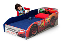 Load image into Gallery viewer, Cars Wood Toddler Bed Delta Children