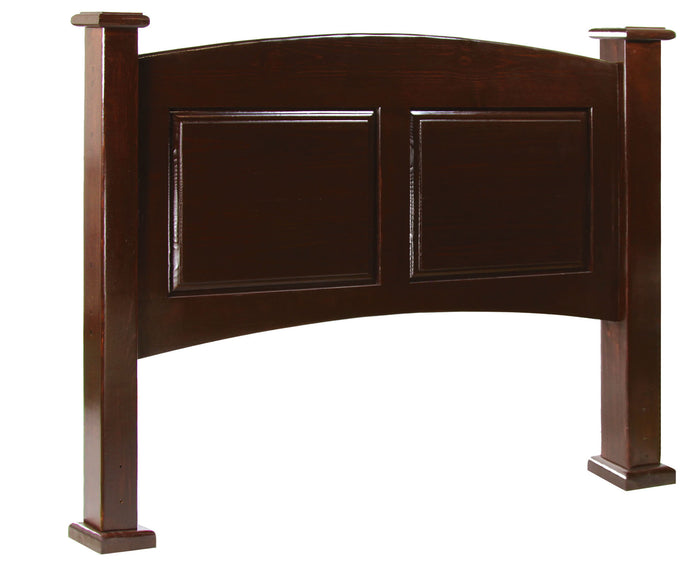 AM7963Q Buffalo Transitional Dark Cherry Queen Headboard Only