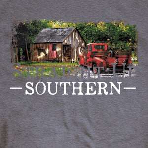 Straight up Southern- Old farm truck
