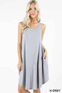 Copy of Gigi curvy tank dress