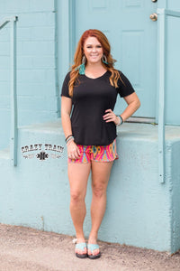 Amara athletic shorts