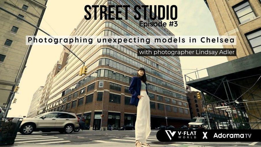Photographing Models in Chelsea, NYC | EP 3 Lindsay Adler