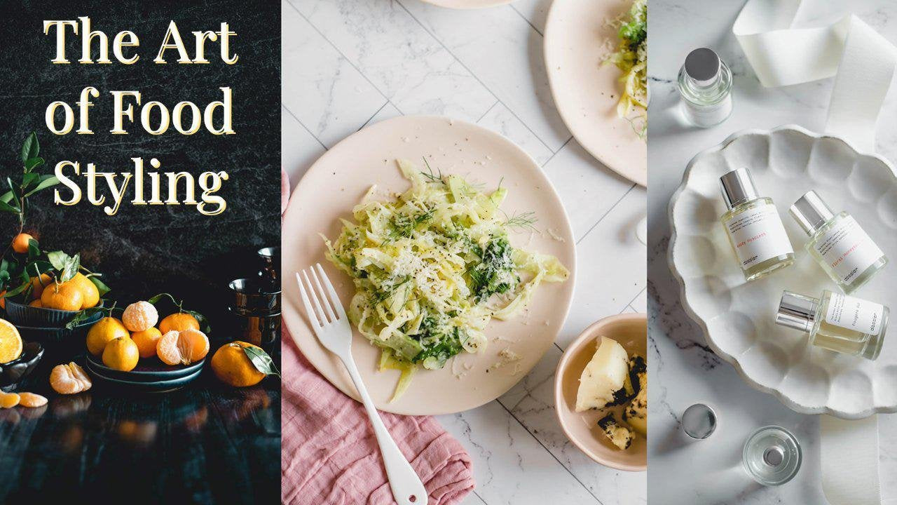 The Art of Food Styling with Monique Sourinho | Duo Boards