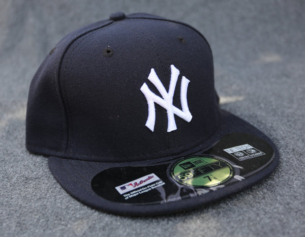 New era 59fifty N.Y. Yankees fitted hat – PAW store c9f0f8d6802