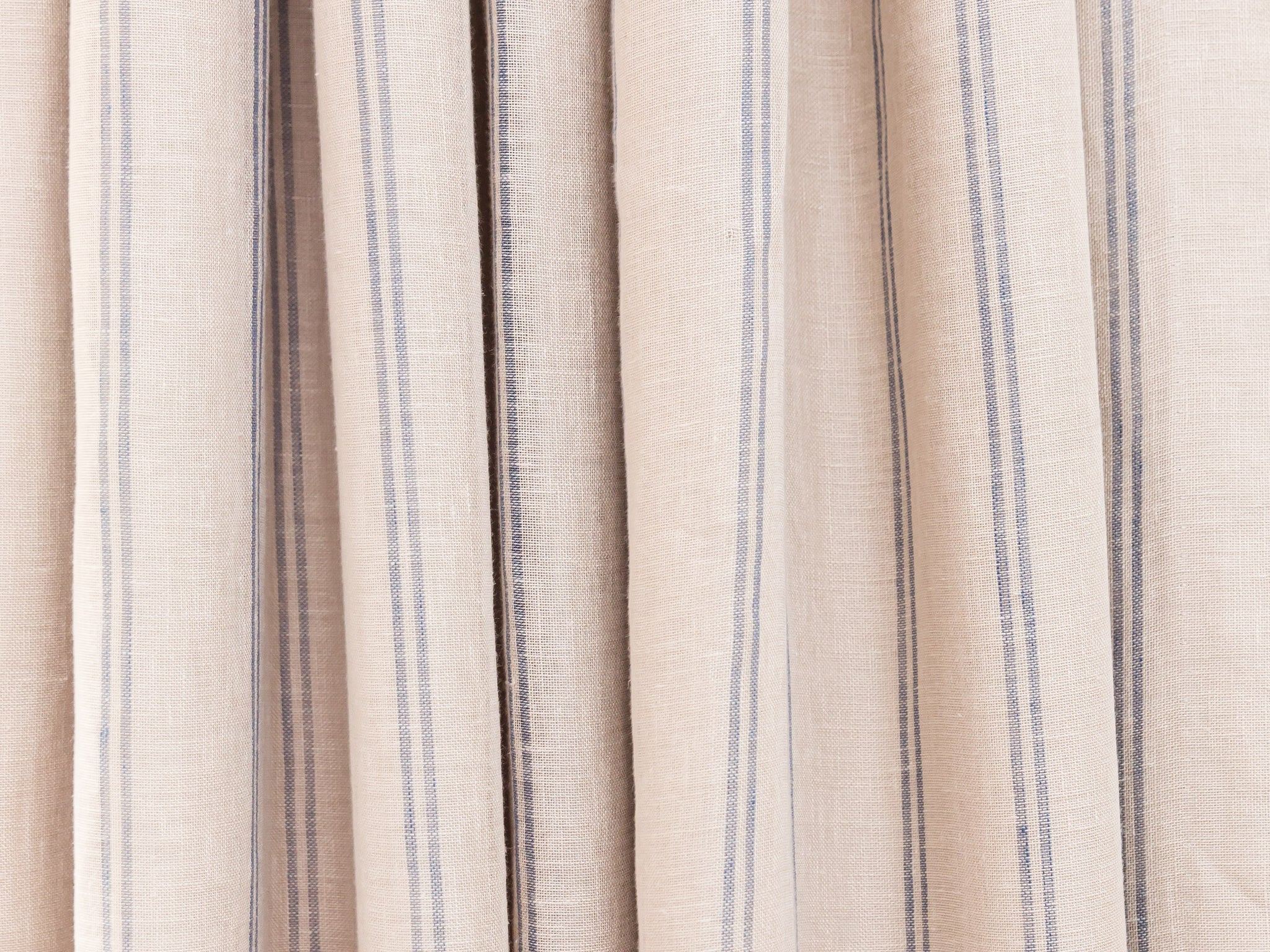 Oasis Striped Linen Sheers 3 Colours Made to Measure