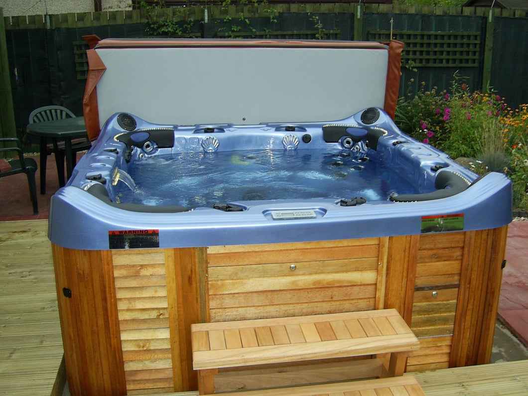 Fixed Price Hot Tub Service