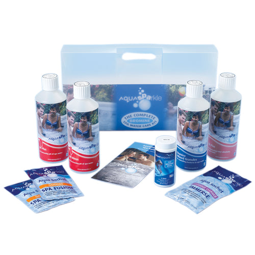 Complete Water Care Kit - Chlorine