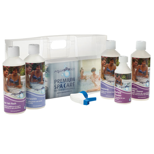 Premium Spa Care Service Kit