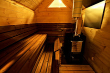 Load image into Gallery viewer, GrillKota BBQ Hut 9m² + 2.5m Sauna