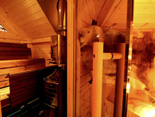 Load image into Gallery viewer, GrillKota BBQ Hut 9m² + 2m Sauna