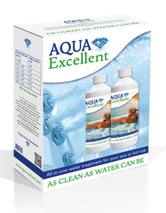 Aqua Excellent Refill Pack 3 Month