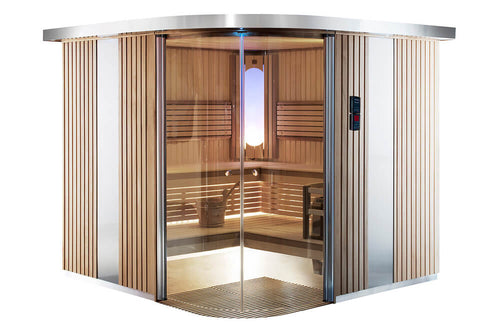 Harvia Ronium Sauna 1945mm x 1505mm