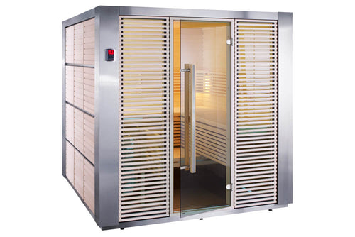 Harvia Rubic Sauna 2080mm x 1780mm