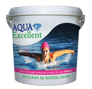 Aqua Excellent Swimspa Starter Pack 3 Month