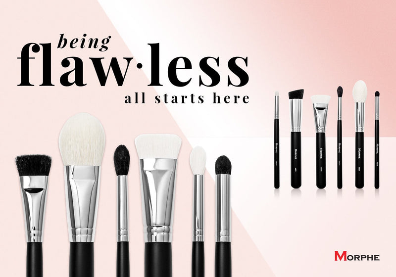 New Flawless Brushes