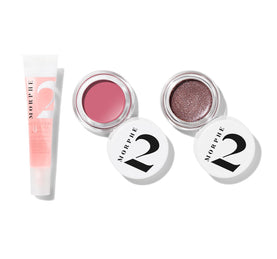 THE FRESH SET 3-PIECE MAKEUP BUNDLE
