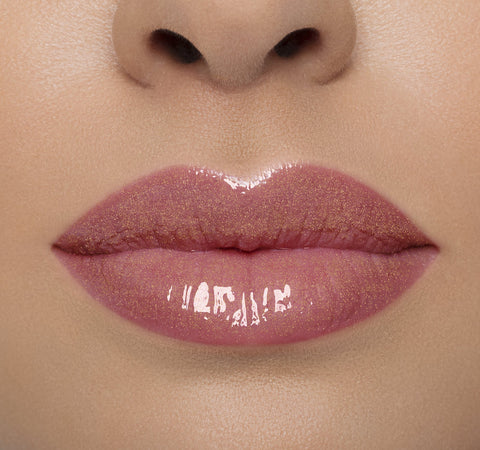 ICY LIPS BY SAWEETIE ON MODEL