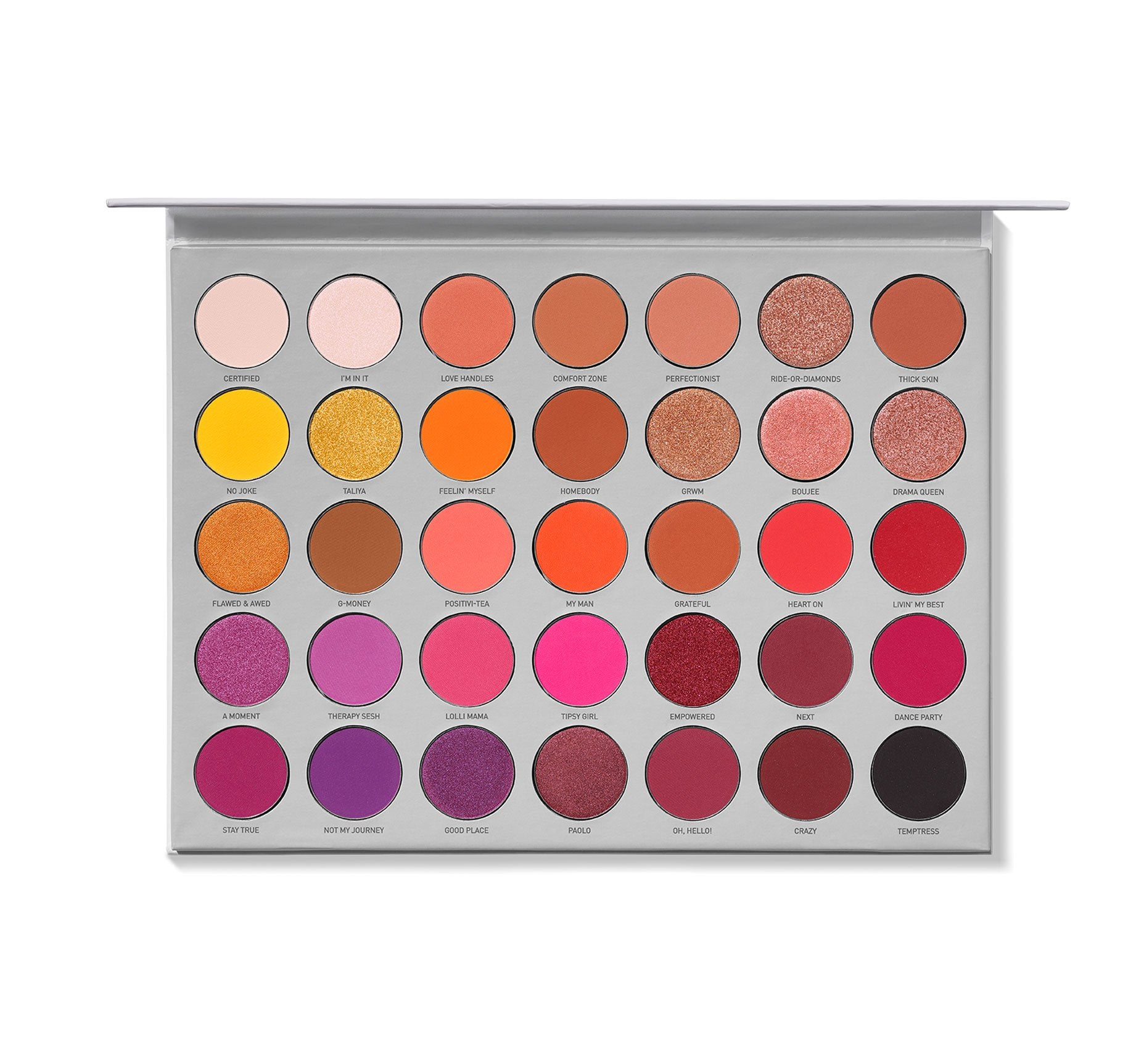 JACLYN HILL PALETTE VOLUME II, view larger image