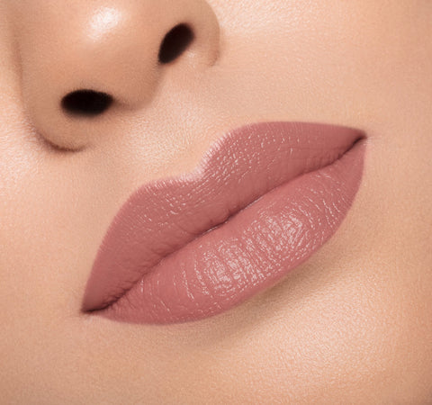 CREAM LIPSTICK - FOREVS ON MODEL