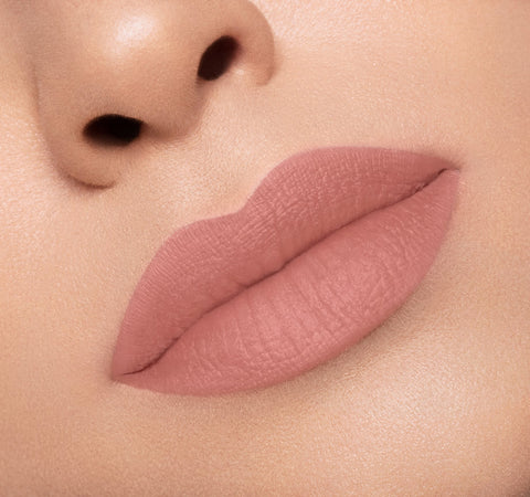MATTE LIPSTICK - WIFEY ON MODEL