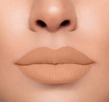 MEGA MATTE LIPSTICK - FIRST BASE ON MODEL