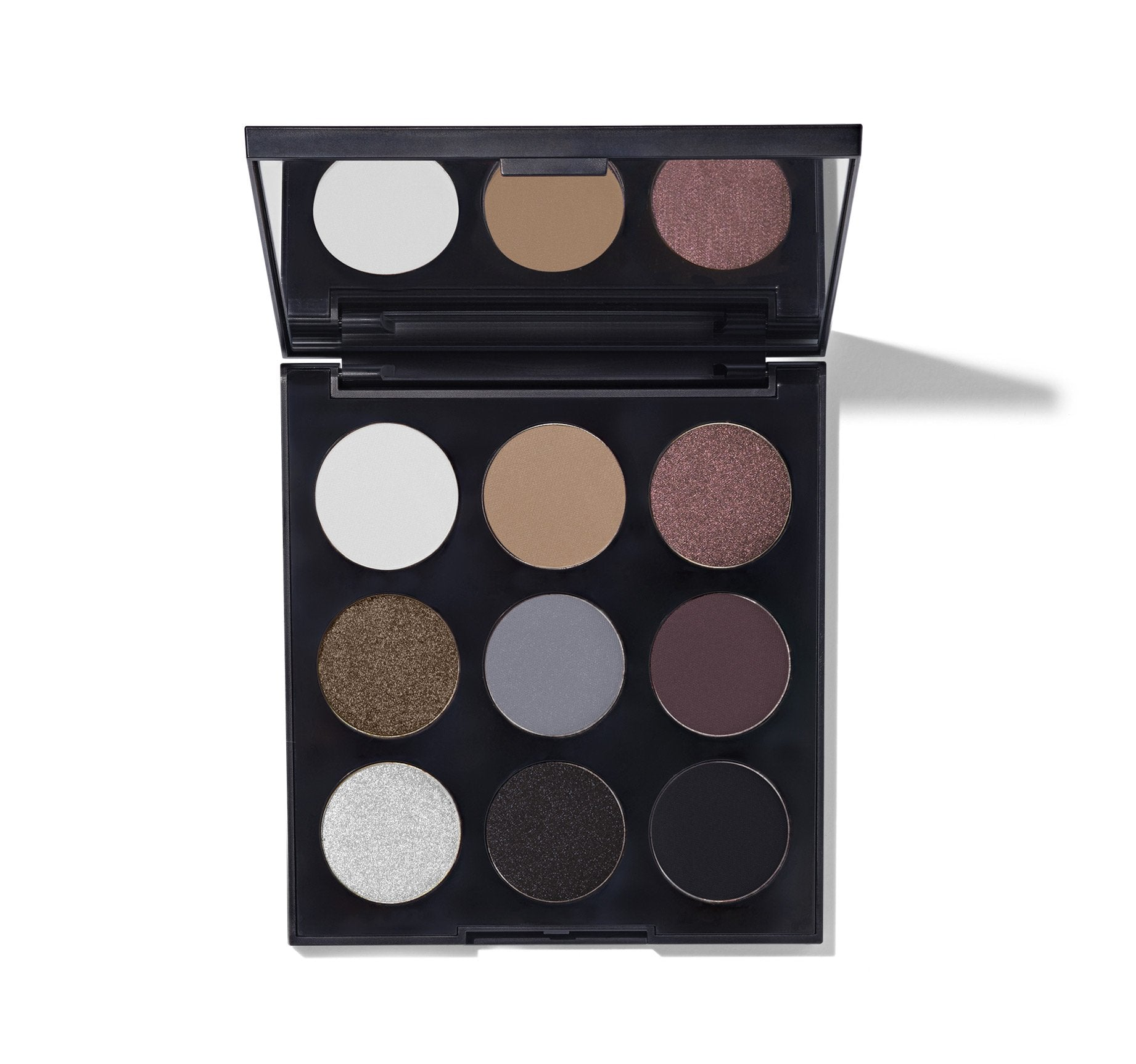 9W SMOKE & SHADOW ARTISTRY PALETTE, view larger image